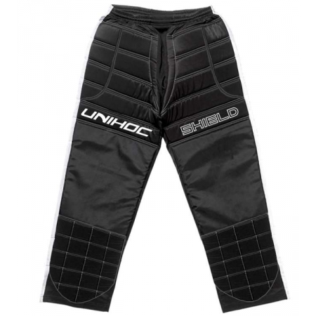 Unihoc GOALIE PANTS SHIELD JR - Spodnie bramkarskie do unihokeja juniorskie