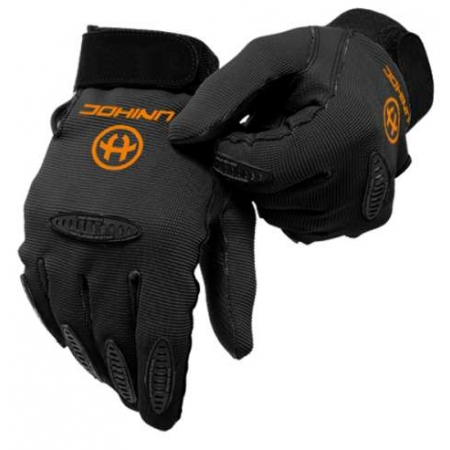 Football goalkeeper gloves - Unihoc GOALIE GLOVES PACKER
