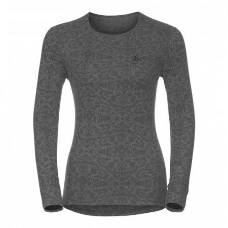 Dámske tričko - Odlo WARM EFFEKT PRINTED TEE