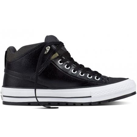 Pánské kotníkové tenisky - Converse CHUCK TAYLOR ALL STAR STREET BOOT - 1 11cf054f48