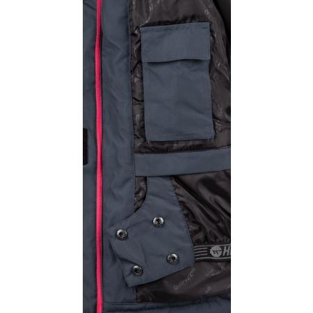 Dámska lyžiarska bunda - Hi-Tec LADY GIGI - 4