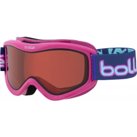 Bolle VOLT PINK CONFETTI - Downhill ski goggles for children from 6 years of age