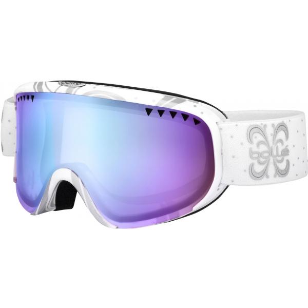 52d6178ca Bolle SCARLET WHITE NIGHT AURORA - Dámske zjazdové okuliare