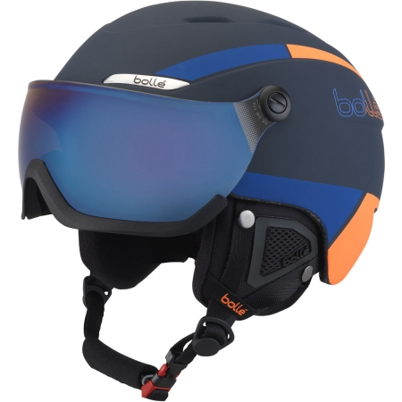 Bolle B-YOND VISOR - Cască ski coborâre