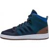 Pánská lifestyle obuv - adidas CF HOOPS MID WTR - 4