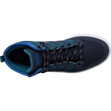 Pánská lifestyle obuv - adidas CF HOOPS MID WTR - 5