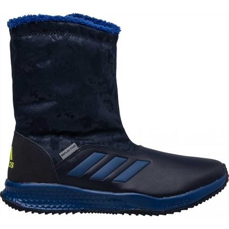 Kids' winter shoes - adidas RAPIDASNOW K - 3