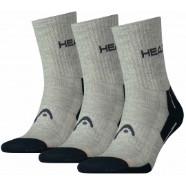 Head PERFORMANCE SHORT CREW 3P - Socks
