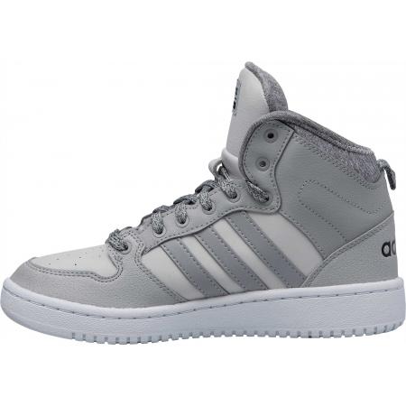 Dámska obuv - adidas CF HOOPS MID WTR W - 4