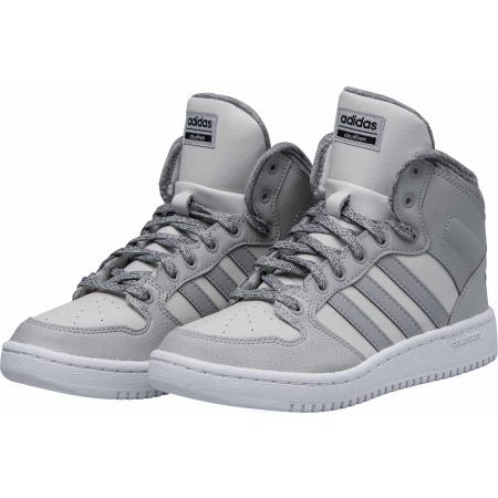 Dámska obuv - adidas CF HOOPS MID WTR W - 2