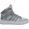 Dámska obuv - adidas CF HOOPS MID WTR W - 3