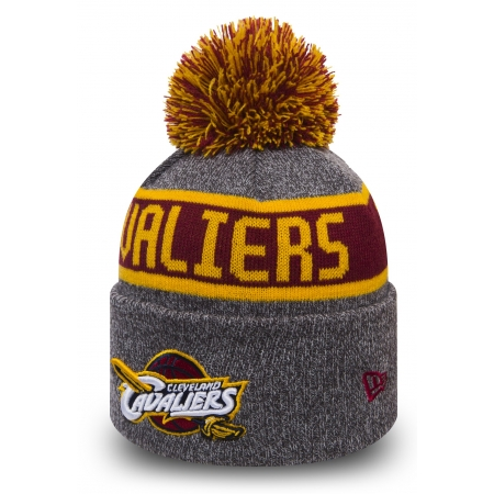 51743a7709503c Men's knitted hat - New Era NBA MARL CLEVELAND CAVALIERS