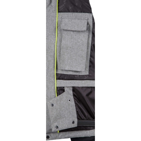 Pánská lyžařská bunda - Hi-Tec PACER - 4