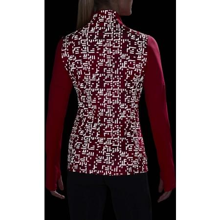 Dámské sportovní triko - Asics LITE-SHOW WINTER LS - 9