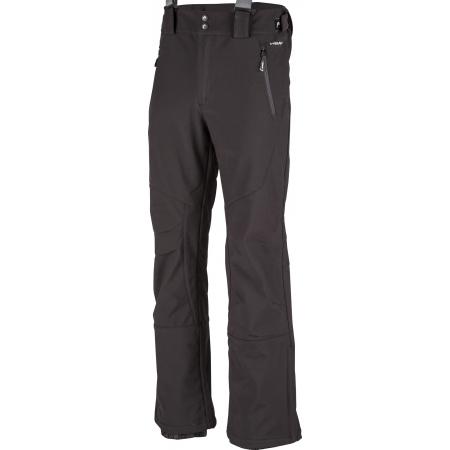 4672e716c5ca Pánske lyžiarske nohavice - Head GRUS - 1