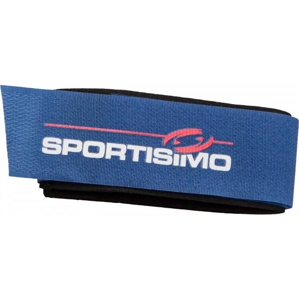 Sportisimo ALPINE SKI FIX modrá  - Slepky na sjezdové lyže