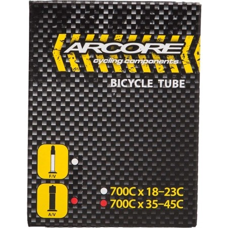 Bicycle tube - Arcore A/V 700CX35C - 1