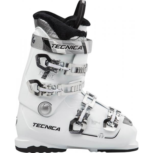 Tecnica ESPRIT 70 biela 27.5 - Dámska lyžiarska obuv