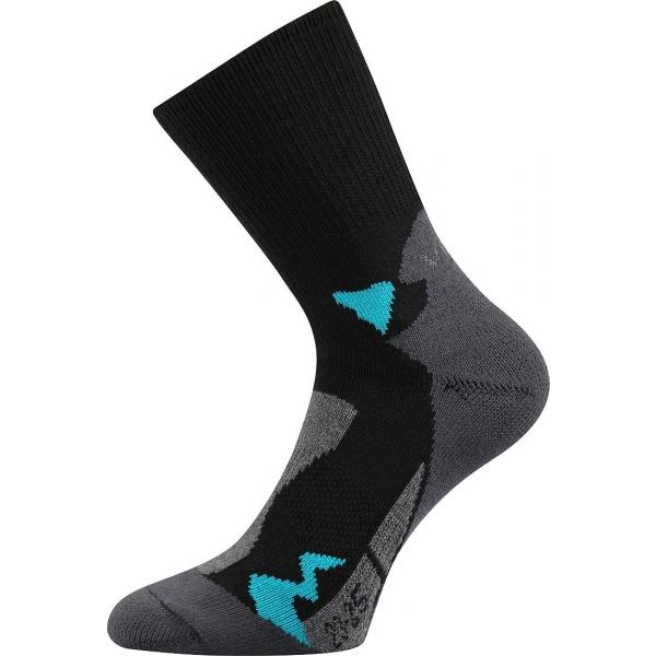 Voxx BOLT šedá 26-28 - Univerzální turistické ponožky