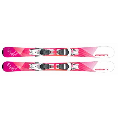 Children's downhill skis - Elan LIL STYLE QS+EL 7.5 - 4