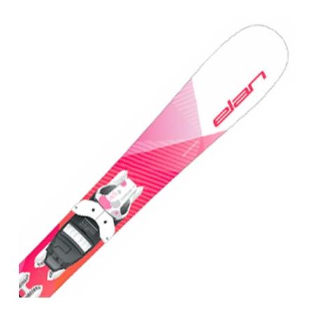 Dětská sjezdová lyže - Elan LIL STYLE QS + EL 7.5 - 1