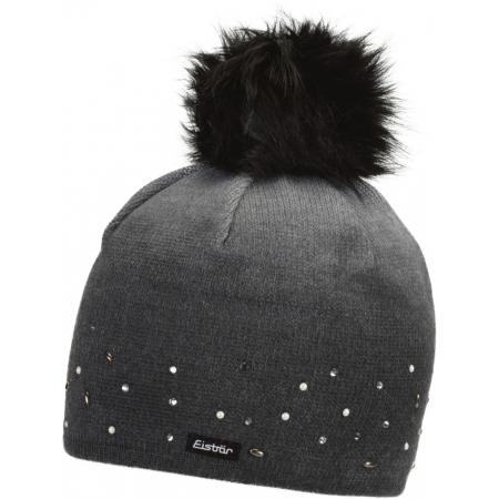 Eisbär DIP DYE LUX CRYSTAL MU - Women's bobble hat