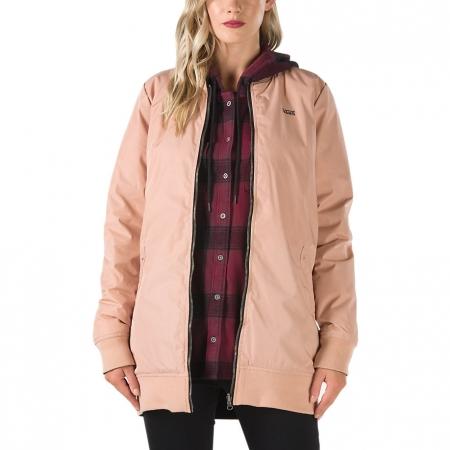 a75230c95706 Női kifordítható kabát - Vans BOOM BOOM LONG REVERSIBLE MTE JACKET - 1
