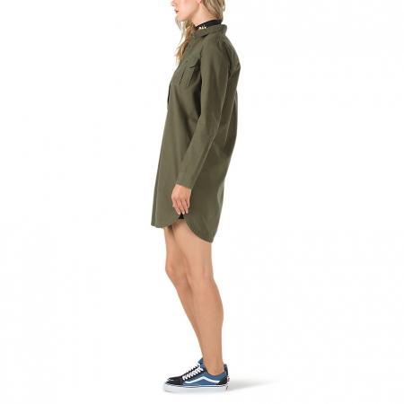 Дамска риза - Vans CORPORAL DRESS - 2