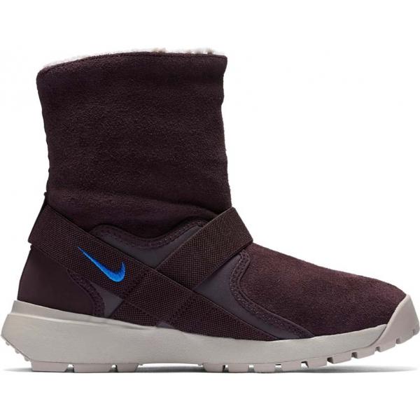 Nike SPORTSWEAR GOLKANA BOOT vínová 8.5 - Dámské zimní boty
