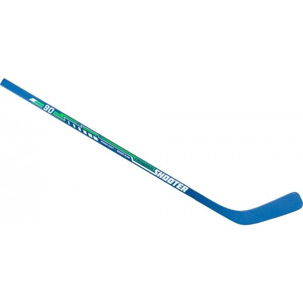 Crowned SHOOTER 90 modrá NS - Dětská hokejová hůl rovná