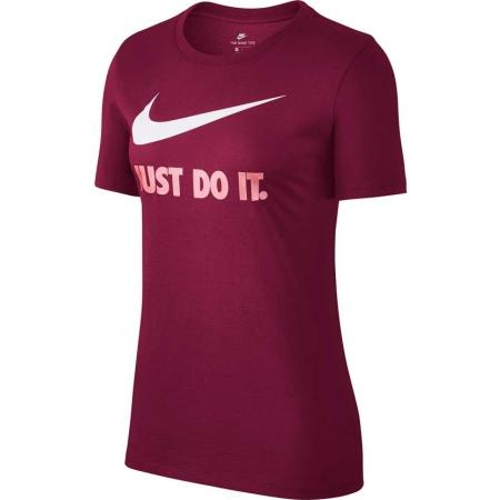 Dámské tričko - Nike NSW TEE CREW JDI SWSH HBR W - 1 173ba61b5a