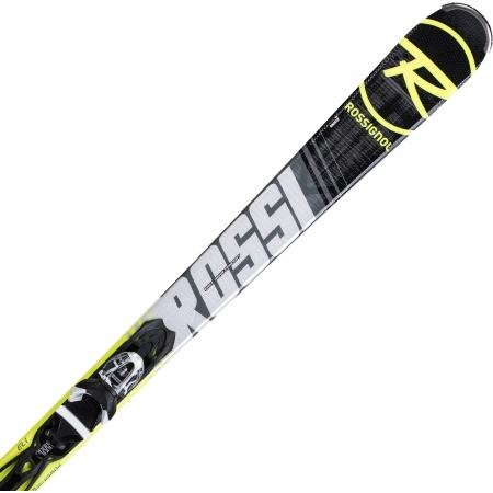 Pánské sjezdové lyže - Rossignol V-VIPER + XPRESS 10 - 1