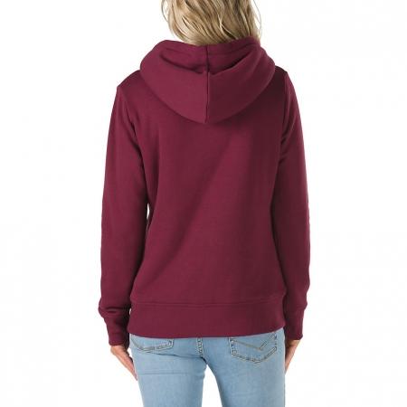 Női pulóver - Vans HEARSAY ZIP HOODIE - 2 d50667c8b4