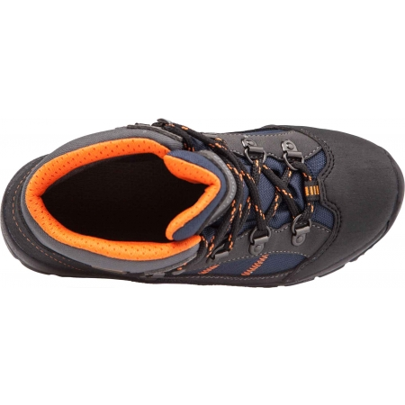 Kids' trekking shoes - Crossroad ROCKER - 5