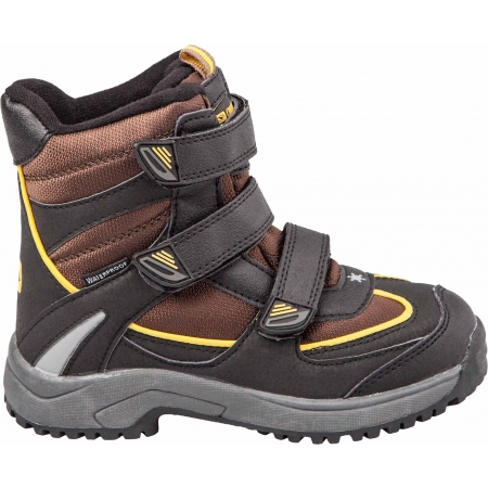 Kids' winter shoes - Crossroad CALLE - 3