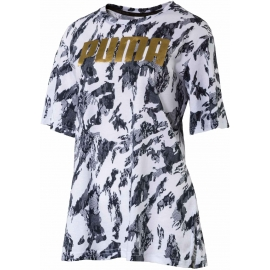 Puma REBEL TEE - Damen-T-Shirt