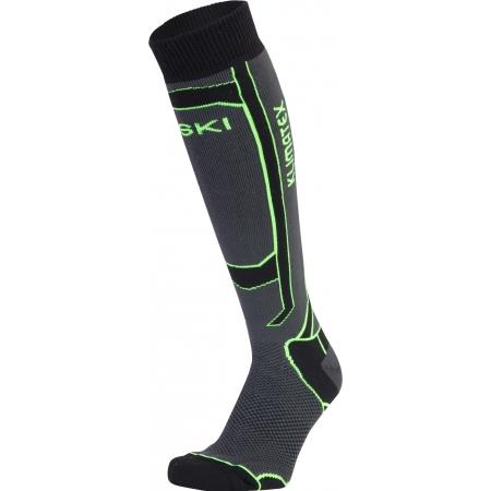 Klimatex ASPEN1 - Дамски скиорски три четвърти чорапи
