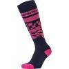 Kids' ski knee socks - Klimatex NAGO1 - 1