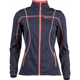 Craft JACKET DISCOVERY W - Women's softshell nordic ski jacket