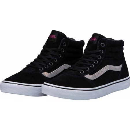 a420b3f7c9 Women s ankle sneakers - Vans WM MADDIE HI MTE - 2