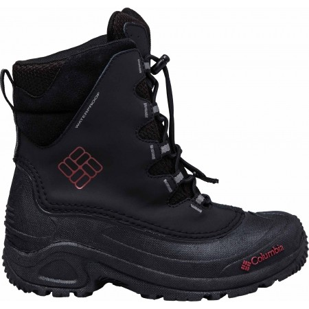 Kids' winter shoes - Columbia YOUTH BUGABOOT - 3