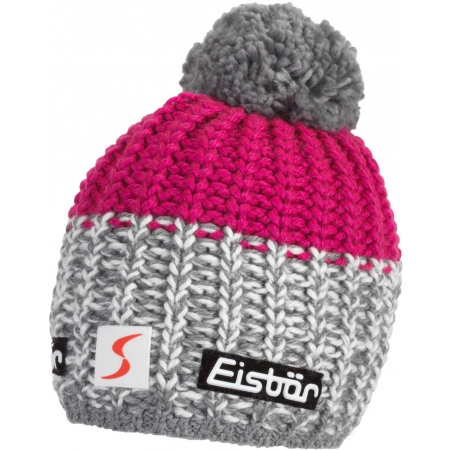 Eisbär FOCUS POMPON MU SP - Winter bobble hat