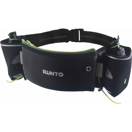 Runto RT-DUO belt + 2 bottles - Sports hip belt