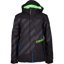 O'Neill PB THUNDER PEAK JACKET - Chlapčenská lyžiarska/snowboardová bunda
