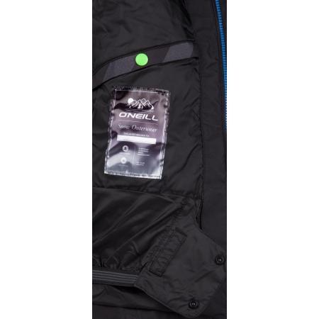 Chlapecká lyžařská/snowboardová bunda - O'Neill PB THUNDER PEAK JACKET - 5