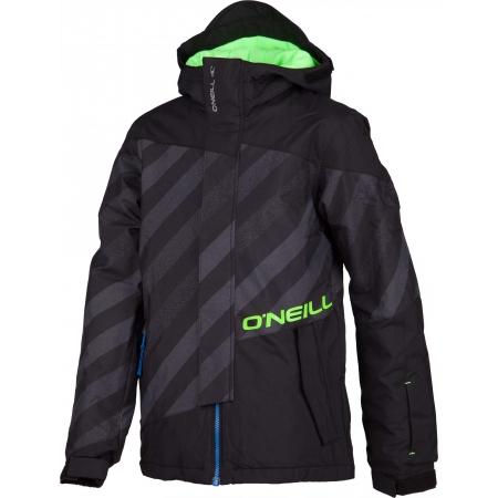 Chlapecká lyžařská/snowboardová bunda - O'Neill PB THUNDER PEAK JACKET - 2