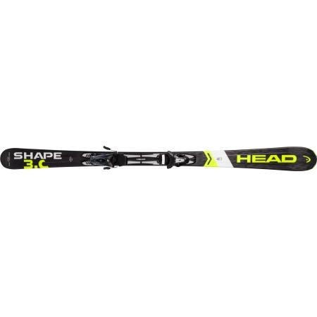 Sjezdové lyže - Head SHAPE 3.0 PP9 + SX10 - 2