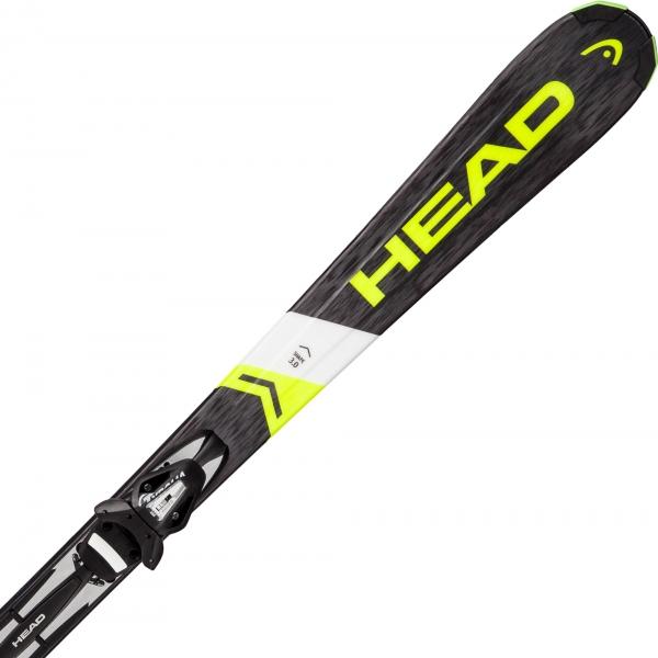 Head SHAPE 3.0 PP9 + SX10  156 - Zjazdové lyže