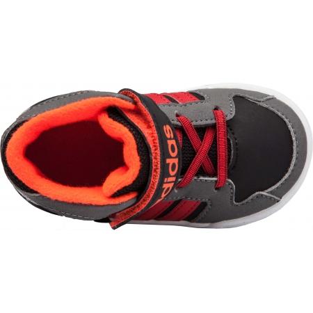 Dětská volnočasová obuv - adidas BB9TIS MID INF - 5
