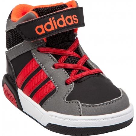729f58a0c89 Dětská volnočasová obuv - adidas BB9TIS MID INF - 1